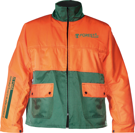 CHAQUETA FORESTAL FRS-300 T-M NAR/VDE