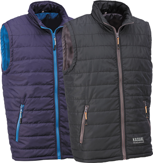 CHALECO ACOL.DISCOVERY 2881G T-L GRIS