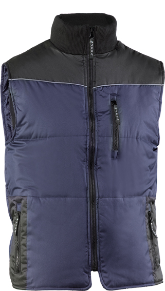 CHALECO WING POLIES.834 T-XL NGR/MARINO